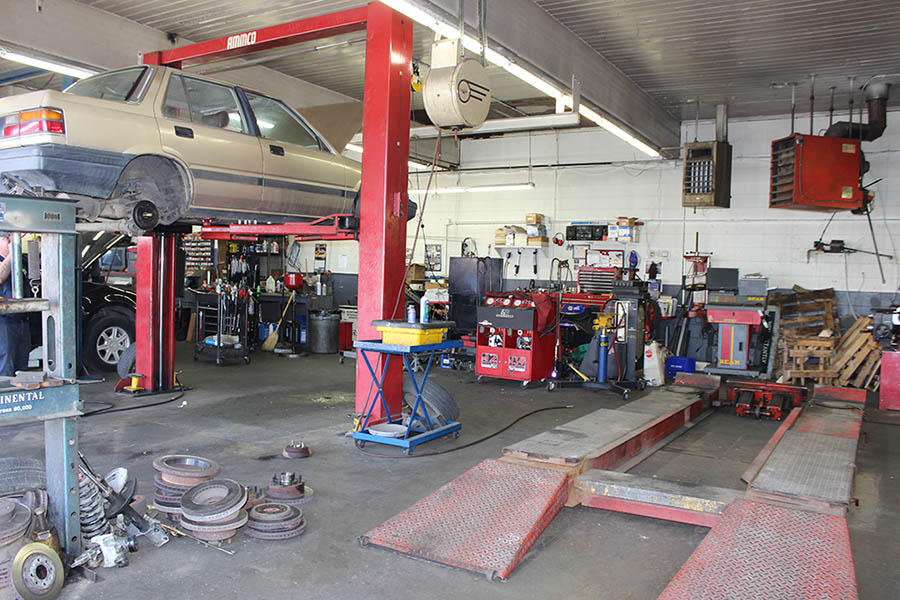 Auto Repair - Toth-Felty Insurance - Cleveland Auto, Home ...